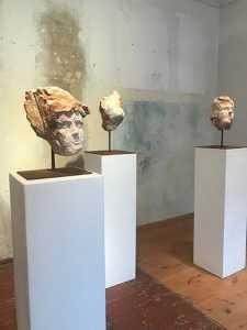 Ausstellung im Landarbeiterheim Kleinmachnow 2018