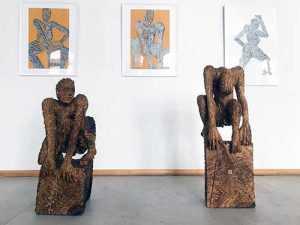 Kunstausstellung in der Galerie Süd Magdeburg