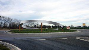 Entwurfsskizze-4 zum Kunst im Kreisverkehr in Schönebeck Ringheiligtum